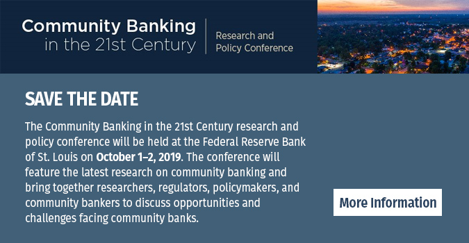 Community Banking Connections - A Supervision and Regulation